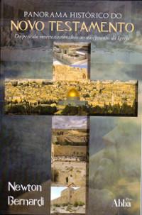 Livro Panorama Histórico do Novo Testamento