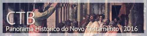 Panorama Histórico do Novo Testamento